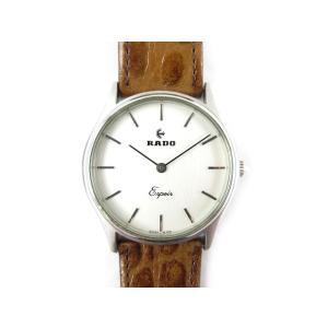 ラドー RADO 腕時計 ウォッチ Espoir エスポワール 手巻き 396.7502.4 シルバー 33mm アンティーク ビンテージ オールド メンズ【中古】【ベクトル 古着】|vectorpremium