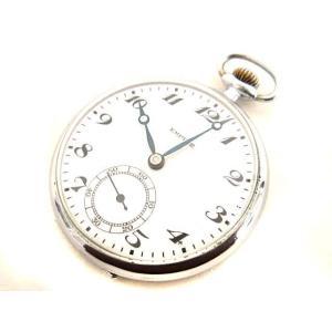 精工舎 EMPIRE 機械式 懐中時計 アンティーク 手巻き SKS シルバー ジャンク 1202【中古】【ベクトル 古着】