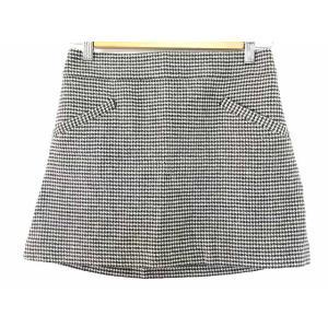 アダムエロペ Adam et Rope' スカート 台形 ミ...