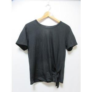 セオリー theory カットソー Tシャツ 半袖 トップス...