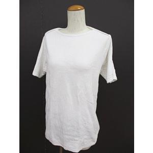 エーエスエム A.S.M Tシャツ 半袖 柄あり F ホワイト レディース 【ベクトル 古着】【中古】