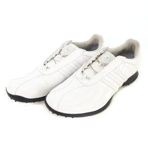 アディダス adidas ドライバーボアリミテッド ゴルフ シューズ 靴 24.5 白 ホワイト F33396 ☆N☆ /ka0319 レディース【中|vectorpremium