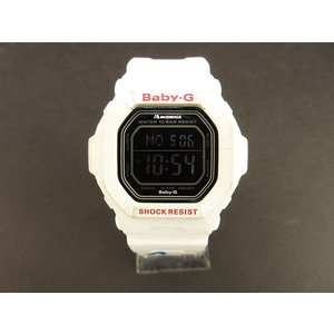 ベビージー Baby-G 腕時計 森永 おっとっと SS 白 ホワイト BG-5600BK ☆CA☆...