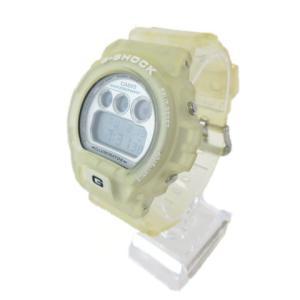 カシオジーショック CASIO G-SHOCK 腕時計 デジタル 96イルクジモデル 黄 イエロー DW-6900K ☆S☆ /rm0325 メンズ vectorpremium