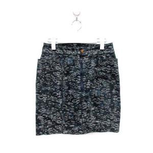 アクネジーンズ Acne Jeans スカート 台形 ひざ丈...