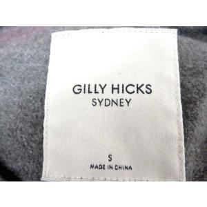 ギリーヒックス Gilly Hicks トレーナー スウェット イラスト スパンコール 長袖 S グレー レディース 【ベクトル 古着】【中古】|vectorpremium|05
