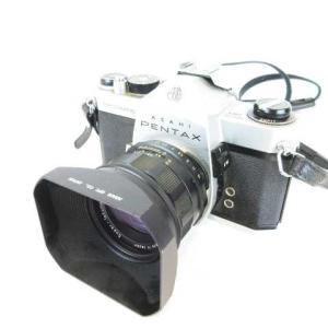 アサヒ ASAHI ペンタックス PENTAX スポットマチック SPOTMATIC  SP 一眼レフ カメラ フィルム ブラック シルバー MH17【中古】【ベクトル 古着】