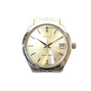【中古】グランドセイコー GRAND SEIKO 9F82-0A10 デイト 腕時計 クォーツ アナ...