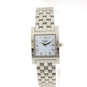 ロンジン LONGINES ジャンク品 ドルチェビータ 腕時計 クォーツ シルバー L5.166.4 /ey0606 レディース 【中古】【ベクトル 古着】|vectorpremium