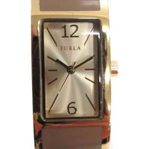 フルラ FURLA 腕時計 バングル クオーツ ゴールド /YO28 レディース【中古】【ベクトル 古着】|vectorpremium