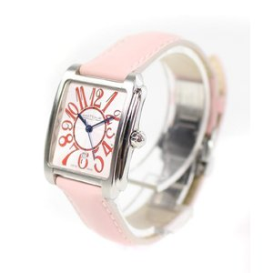 サントノーレ SAINT HONORE 腕時計 クォーツ 3針 カレンダー ピンク /DE26 レデ...