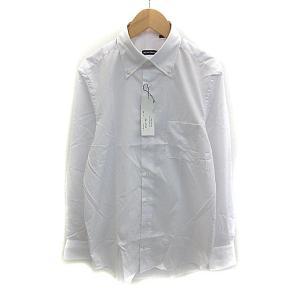 未使用品 ザ・スーツカンパニー THE SUIT COMPANY Yシャツ ワイシャツ ボタンダウン...
