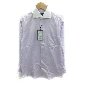 【中古】未使用品 シーケーカルバンクライン ck Calvin Klein Yシャツ ワイシャツ ク...