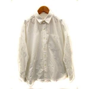 【中古】バンヤードストーム BARNYARDSTORM ワイシャツ Yシャツ ドレスシャツ 長袖 0...