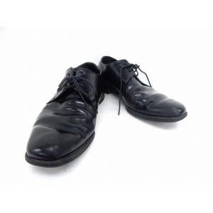 リーガル REGAL 靴 シューズ 革靴 ビジネスシューズ 紐靴 黒 ブラック /ST43 レディース【中古】【ベクトル 古着】 vectorpremium