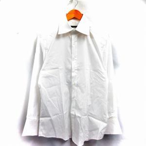 グッチ GUCCI ワイシャツ Yシャツ 長袖 42 白 /NM メンズ 【中古】【ベクトル 古着】...