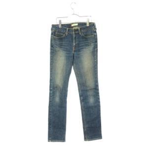 【中古】リーバイス Levi's Perfect Body パンツ デニム ジーンズ 30 青 ブルー ☆N☆ /yy0131 レディース【ベクトル 古着】|vectorpremium