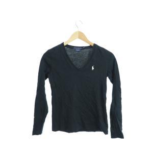 ラルフローレン RALPH LAUREN スポーツ SPORT カットソー Tシャツ Vネック ロゴ...