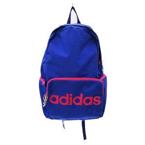 アディダス adidas バッグ リュックサック デイパック 紫 パープル /AST2 レディース【中古】【ベクトル 古着】|vectorpremium