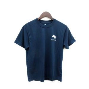 モンベル Montbell Tシャツ カットソー 半袖 クルーネック S 紺 ネイビー /YI メンズ 【中古】【ベクトル 古着】 vectorpremium