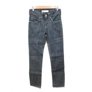 【中古】リーバイス Levi's 511 パンツ デニム ジーンズ W28 紺 ネイビー /KB メ...