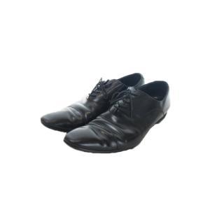 リーガル REGAL 靴 シューズ ビジネス レザー 通勤 25.5 黒 ブラック /EK4 メンズ 【中古】【ベクトル 古着】 vectorpremium