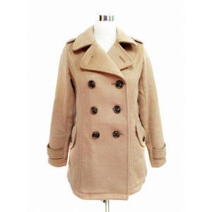 【中古】ナチュラルビューティーベーシック NATURAL BEAUTY BASIC コート Pコート...