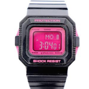 【中古】カシオジーショック CASIO G-SHOCK 腕時計 ウォッチ デジタル mini ストッ...