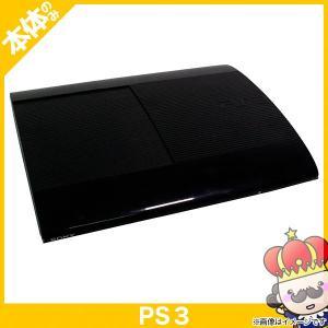 【ポイント5倍】PS3 プレステ3 PlayStation 3 250GB チャコール・ブラック (CECH-4000B) SONY ゲーム機 中古 本体のみ|vegas-online