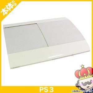 【ポイント5倍】PS3 プレステ3 PlayStation 3 250GB クラシック・ホワイト (CECH-4000B LW) SONY ゲーム機 中古 本体のみ|vegas-online