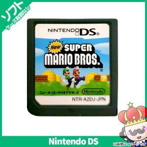 【ポイント5倍】DS ソフトのみ Newスーパーマリオブラザーズ SuperMarioBros. 箱...