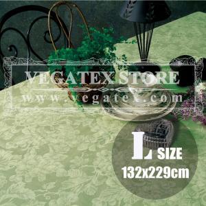 テーブルクロス ビニール おしゃれ VEGATEX グレープ セージ<L>132×229cm|vegatex-store