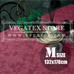 テーブルクロス ビニール おしゃれ VEGATEX グレープ ワイン<M>132×178cm|vegatex-store