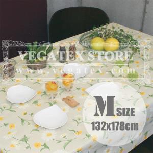 テーブルクロス ビニール おしゃれ VEGATEX マーガレ...