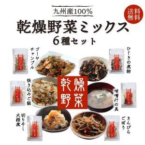 乾燥野菜 ミックス 6種1パックづつのおためしセット 超時短食材 送料無料|vegeko|03