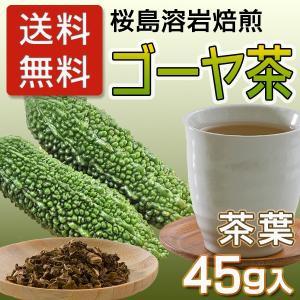 ゴーヤ ゴーヤ茶 45g 国産 鹿児島県産 ゴーヤ 使用 1000円ポッキリ 送料無料|vegeko
