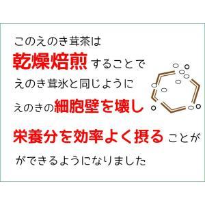えのき えのき茸茶 鹿児島県産 エノキ茸 使用 ティーパック 1g×20袋 国産 送料無料|vegeko|09