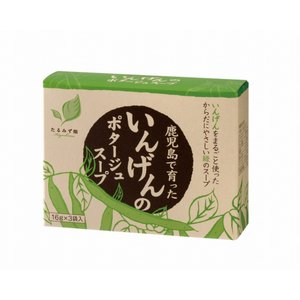 商品名:乾燥スープ(ポタージュ) 内容量:1箱当:48g 1人150mlで3人分 原材料:砂糖、脱脂...