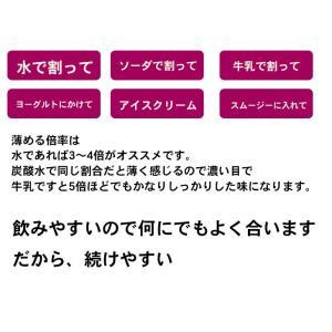 黒酢 桑の実黒酢 720ml|vegeko|07