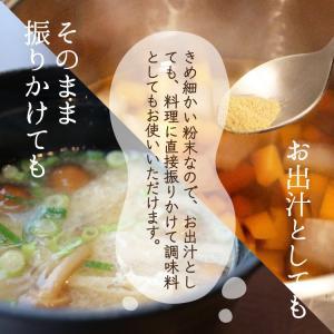 イブシギンのしぜんだし for MAMA (離乳食) 粉末タイプ 100g vegeko 08