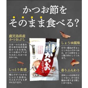 そのまま食べるかつおスライス  大容量60g×10パックセット  本場 鹿児島枕崎産|vegeko|05
