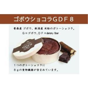 ゴボウショコラ/グルテンフリー/ゴボウのガトーショコラ/無添加/お菓子/野菜のデザート/スイーツ|vegeup|06