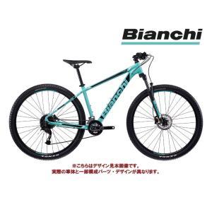 マウンテンバイク 2021 BIANCHI ビアンキ MAGMA 7.2 マグマ7.2 CK16(6K) 18段変速 SHIMANO 2×9SP ホイール径27.5インチ 油圧ディスクブレーキ|vehicle
