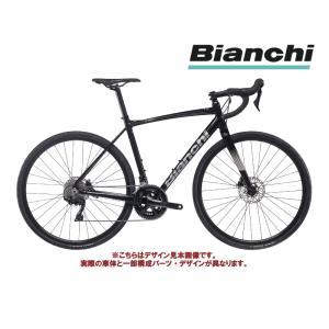 ロードバイク 2021 BIANCHI ビアンキ VIA NIRONE 7 SHIMANO SORA ビア ニローネ7 シマノ ソラ BLACK(NN)  2×9SP 700C|vehicle