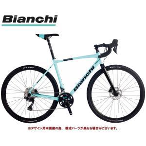 グラベルロードバイク 2021 BIANCHI ビアンキ IMPULSO ALL ROAD SHIMANO GRX600 インプルソ オールロード シマノGRX600 CK16(5K)  2×11SP DISC 700C|vehicle