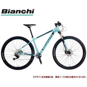 マウンテンバイク 2021 BIANCHI ビアンキ MAGMA 9.1 マグマ9.1 CK16(6K) 10段変速 SHIMANO DEORE ホイール径29インチ 油圧ディスクブレーキ|vehicle