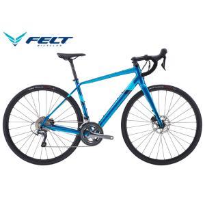 (選べる特典付)ロードバイク 2020 FELT フェルト VR 40 クリムゾン SHIMANO TIAGRA 2×10SP 700C アルミ ディスクブレーキ|vehicle