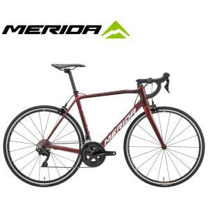 (特典付)ロードレーサー 2018年モデル MERIDA メ...