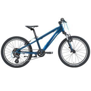 キッズ・ジュニア用マウンテンバイク 2021 MERIDA メリダ MATTS J.20 マッツJ20 ブルー(ダークブルー/ホワイト)【EB89】 7段変速 vehicle