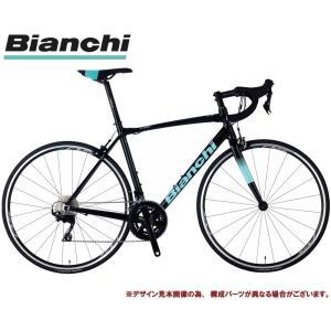 ロードバイク 2021 BIANCHI ビアンキ VIA NIRONE 7 SHIMANO 105 ビア ニローネ7 シマノ105 BLACK(NN)  2×11SP 700C|vehicle
